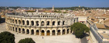 Voyage Scolaire à Nîmes