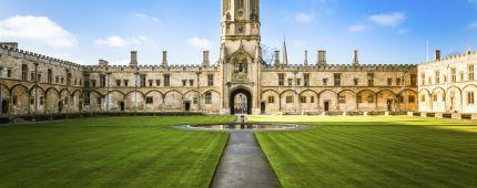 Voyage Scolaire à Oxford