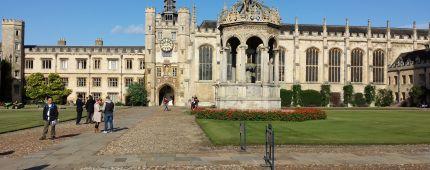 Voyage Scolaire à Cambridge